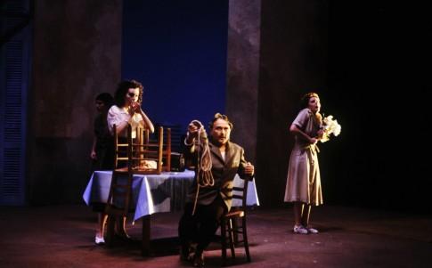Electre Theatre National de Chaillot /Daniel Cande