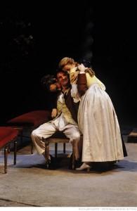 La folle journée ou Le mariage de Figaro : photographies / Daniel Cande