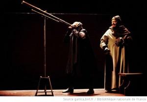 La vie de Galilée. photographies / Daniel Cande]